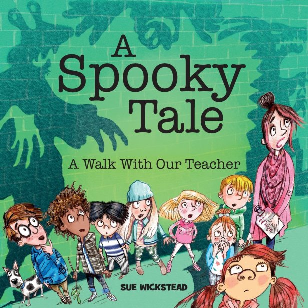 A Spooky Tale by Sue Wickstead