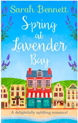 Spring At Lavender Bay by Sarah Bennett