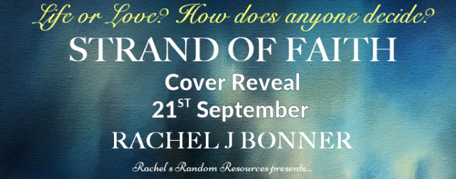 Strands of Faith.- Cover Reveal