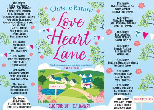 love heart lane full tour banner